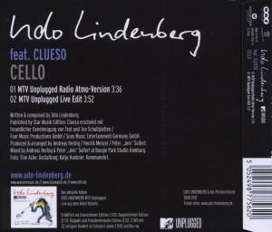 Cello (MTV Unplugged) (2track) - zum Schließen ins Bild klicken
