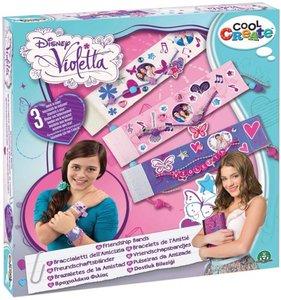 Giochi Preziosi Disney Violetta Freundschaftsbänder