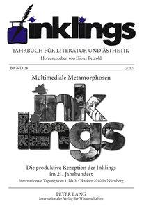 inklings - Jahrbuch für Literatur und Ästhetik