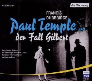 Paul Temple und der Fall Gilbert,SA