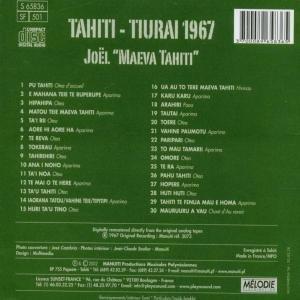 Tahiti-Tiurai 1967
