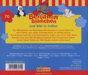 Folge 070:...und Bibi In Indien