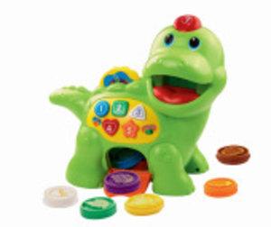 VTech 157704 - Fütter mich Dino