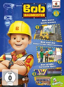 Bob, der Baumeister - Box 01 (Folgen 1, 2, 3)