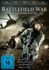Battlefield War-Kriegsnarben Sind Tief