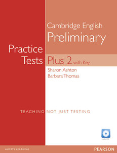 PET Practice Tests Plus 2 Students' Book with Key and Access Cod