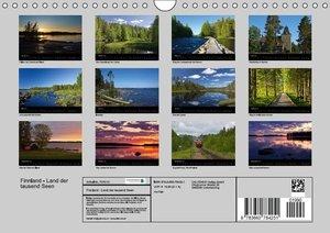 Ergler, A: Finnland - Land der tausend Seen (Wandkalender 20