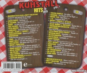 Various: Kuhstall Hits 2013