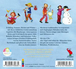 Die Schönsten Kinderlieder Im Jahreskreis