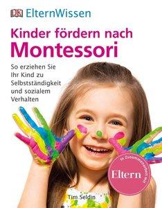 ElternWissen. Kinder fördern nach Montessori