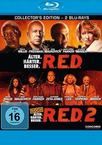 R.E.D. & R.E.D. 2