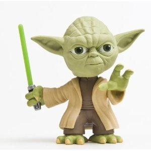Joy Toy 8516 - Star Wars: Yoda Wackelkopf