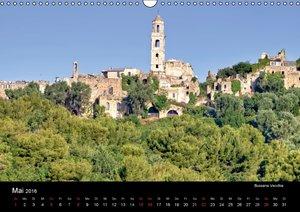 Ligurien - die italienische Riviera (Wandkalender 2016 DIN A3 qu