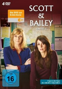 Scott & Bailey - Staffel 2
