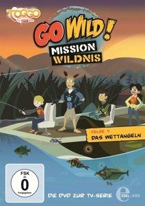 (4)DVD z.TV-Serie-Das Wettangeln