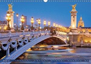 Brücken der Welt: Schöne Verbindungen (Wandkalender 2017 DIN A3