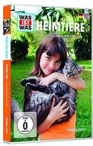 Was ist was DVD: Heimtiere. Unsere besten Freunde