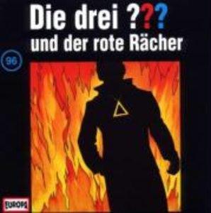 Die drei ??? 096. und der rote Rächer. (drei Fragezeichen). CD