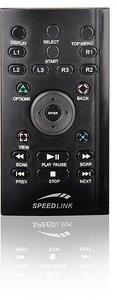 Speedlink SL-4436-BK SCUD Media Remote - Fernbedienung für PS3®