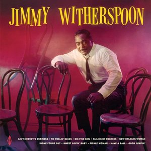 Jimmy Witherspoon+2 Bonus Tracks (Limited 180g