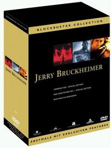 Jerry Bruckheimer Triple Action Pack