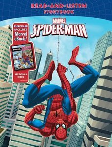 Marvel Spider-Man Read-and-Listen Storybook