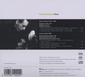 Fantasy in C op.17/Piano Sonata S 178