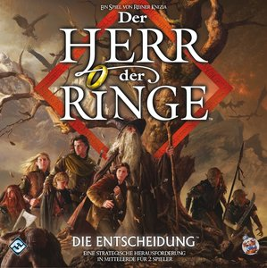 Heidelberger HE495 - Herr der Ringe: Die Entscheidung, Deluxe Ed