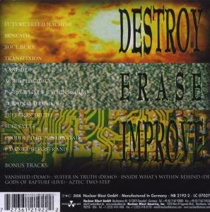 Destroy Erase Improove-Reloade