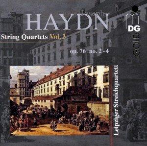Vol. 3 Streichquartette op.76,2-4