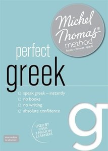 Perfect Greek with the Michel Thomas Method
