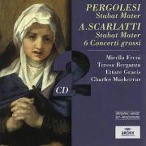 Stabat Mater/6 Concerti Grossi