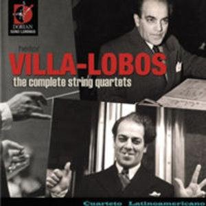 Cuarteto Latinoamericano: Komplette Streichquartette