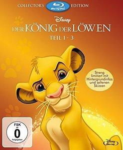 Der König der Löwen 1-3