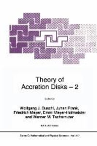 Theory of Accretion Disks 2