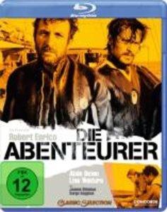 Die Abenteurer (Blu-ray)