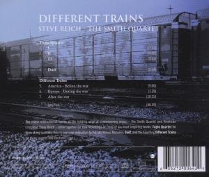 Different Trains/Triple Q./+
