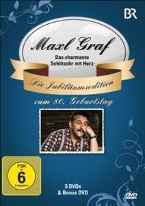 Maxl Graf - das charmante Schlitzohr mit Herz (Jubiläumsedition)