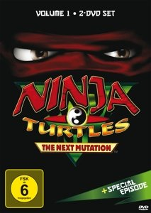 Ninja Turtles-The Next Mutation Vol.1
