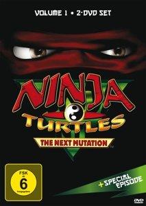 Ninja Turtles-The Next Mutation Vol.1