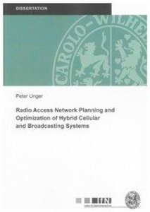 Radio Access Network Planning and Optimization of Hybrid Cellula