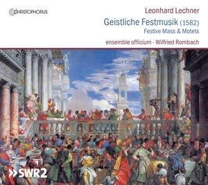 Geistliche Festmusik (1582)-Messe & Motetten