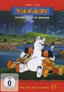 (7)DVD z.TV-Serie-Schneeball In Gefahr