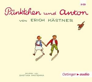 Pünktchen und Anton (3 CD)