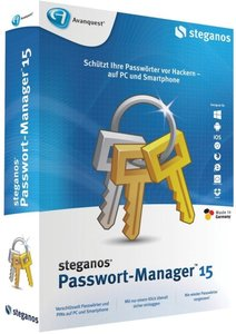 Steganos Passwort-Manager 15