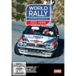 1990World Rally Championship Monte Carlo