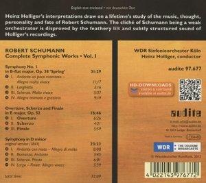 Complete Symphonic Works Vol.1