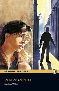 Penguin Readers Level 1 Run For Your Life