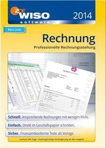 WISO Software - Rechnung 2014 Professionelle Rechnungsstellung