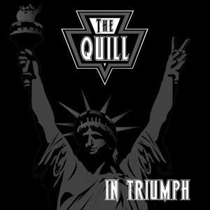 In triumph